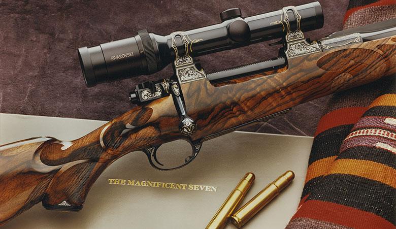 Mountain Riflery :: Rifles : John Bolliger's Creative Artistry In Custom  Arms
